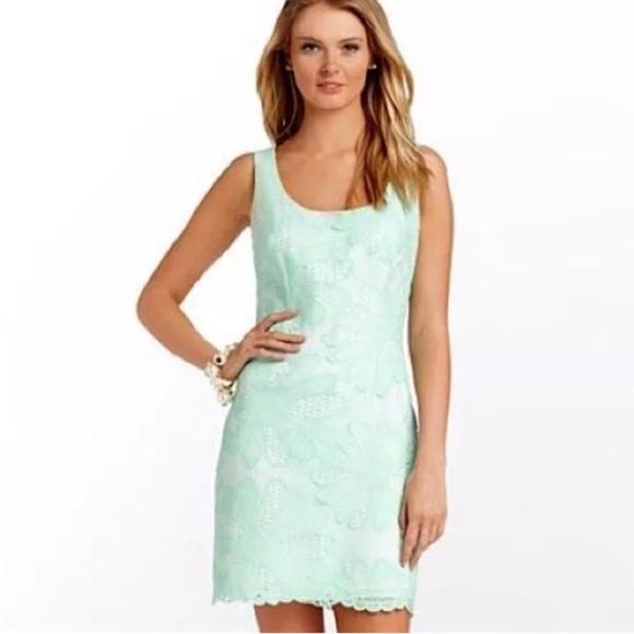d5687f5fc4 Lilly Pulitzer Dresses   Skirts - Lilly Pulitzer Lonnie Dress. Size 4. Mint  Green